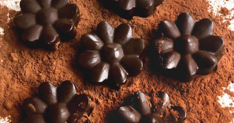 Schokolade selber machen – zuckerfrei und vegan