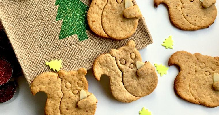 Spekulatius Kekse Rezept – zuckerfrei, mit Honig und Mandeln
