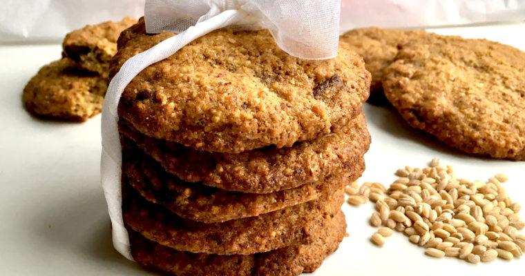 Vollkorn Chocolate Chip Cookies – einfach und köstlich