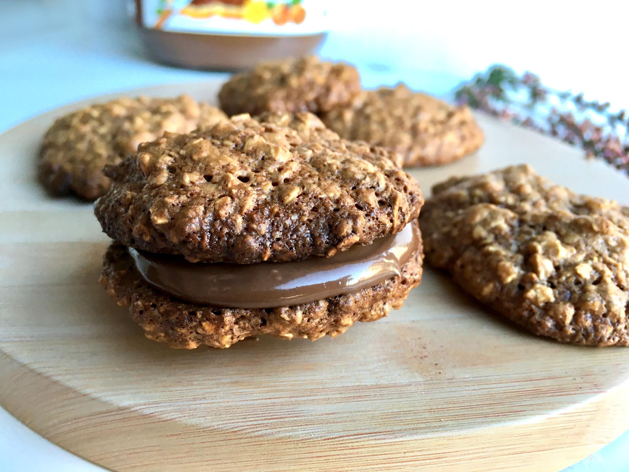 Haferflockenkekse Rezept – knusprige Kekse mit Eiweiß