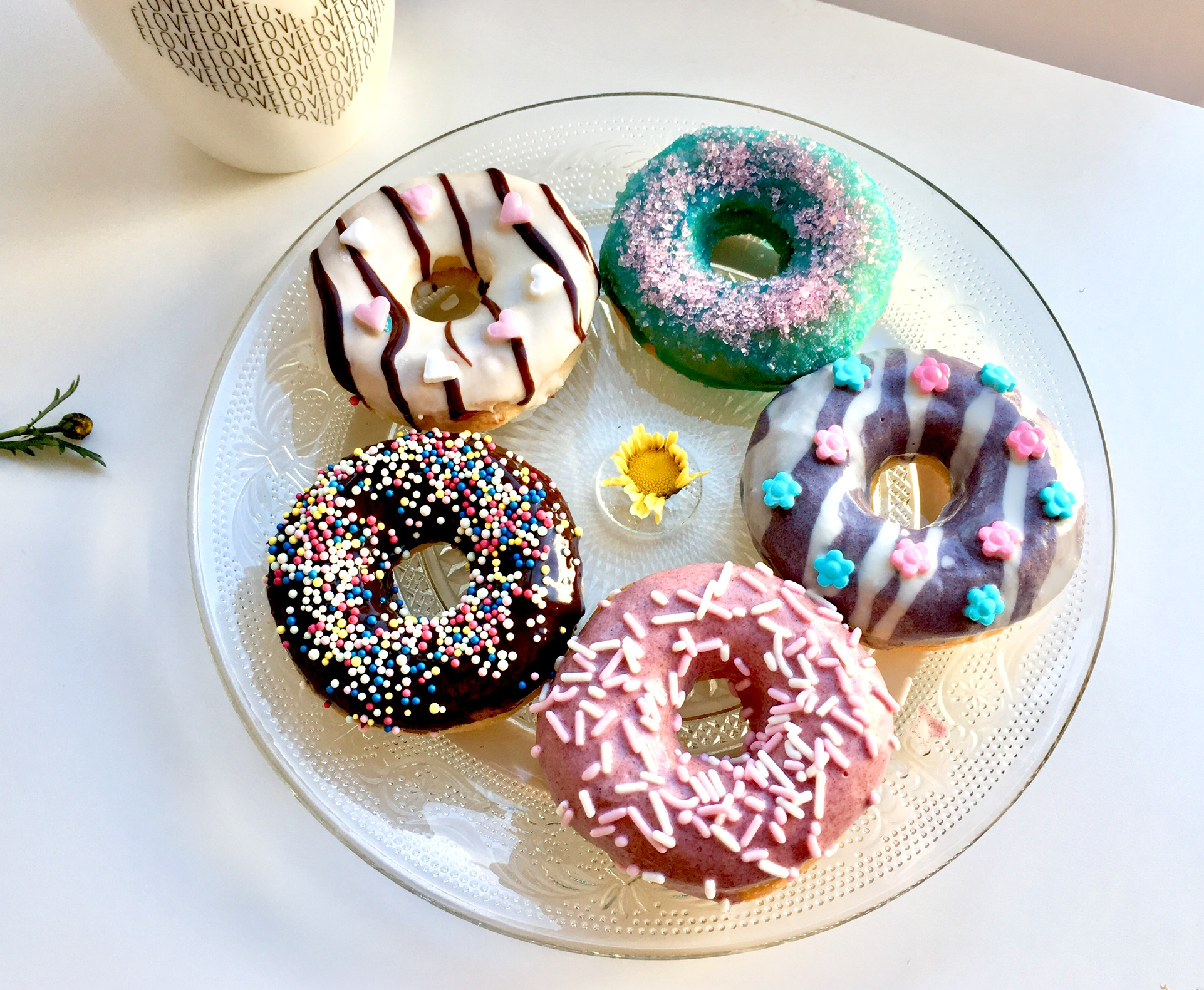 Donut Rezept – Original Amerikanische Doughnuts selber machen