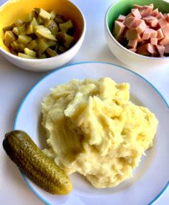 Kartoffelbrei für Kinder