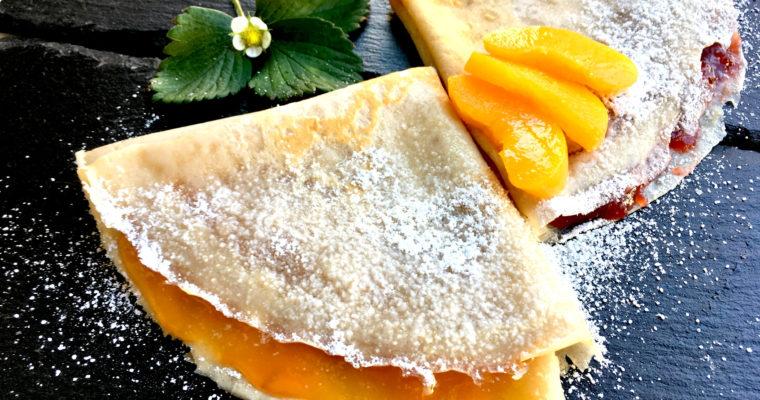 Buchweizen Palatschinken – glutenfrei und gesund!