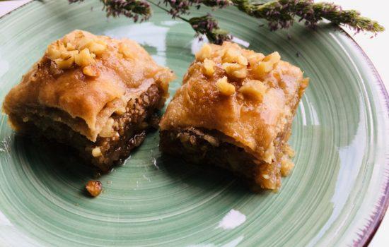 Baklava Rezept – eine gesunde Variante mit Dinkelmehl
