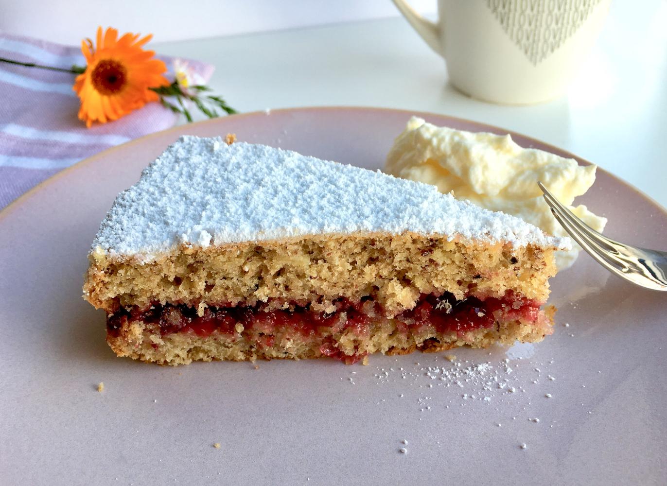 Buchweizentorte – die saftige Torte aus Südtirol