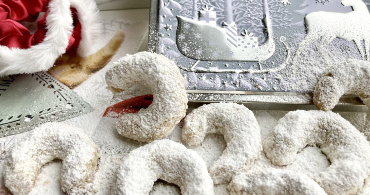 Vanillekipferl Rezept – traumhaft, schnell und einfach (Blogparade)