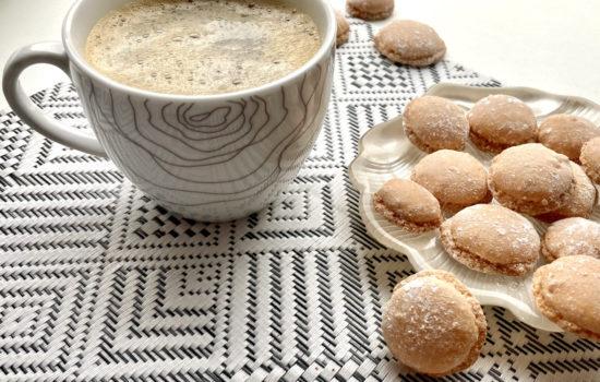 Amarettini Rezept – kleine italienische Mandelmakronen