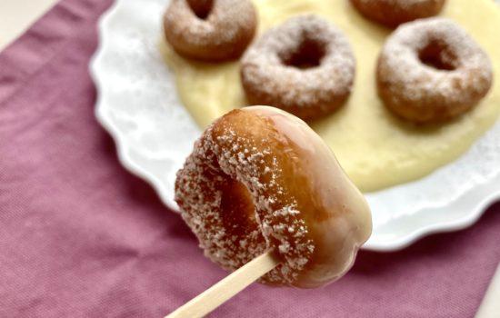 Mini Donuts Rezept – superzart und fluffig
