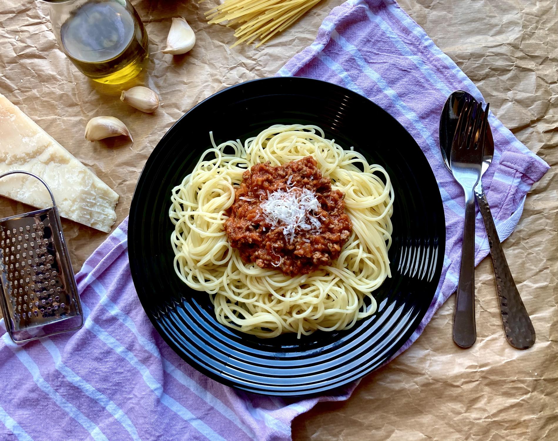 Spaghetti Bolognese – das perfekte Rezept