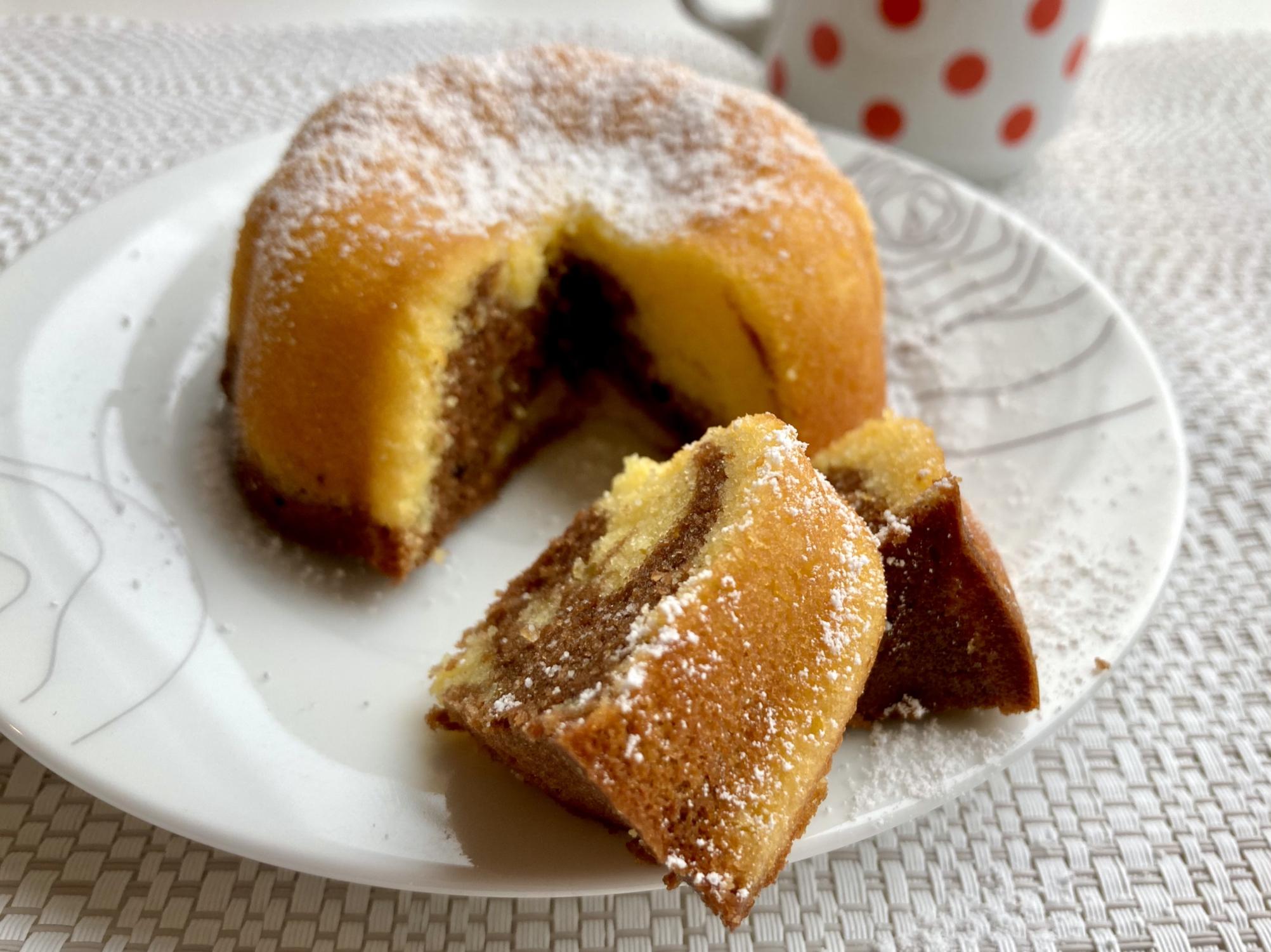 Glutenfreier Kuchen – bester Marmorkuchen ohne Gluten
