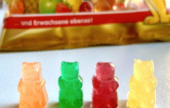Gummibärchen selber machen – das beste Rezept!