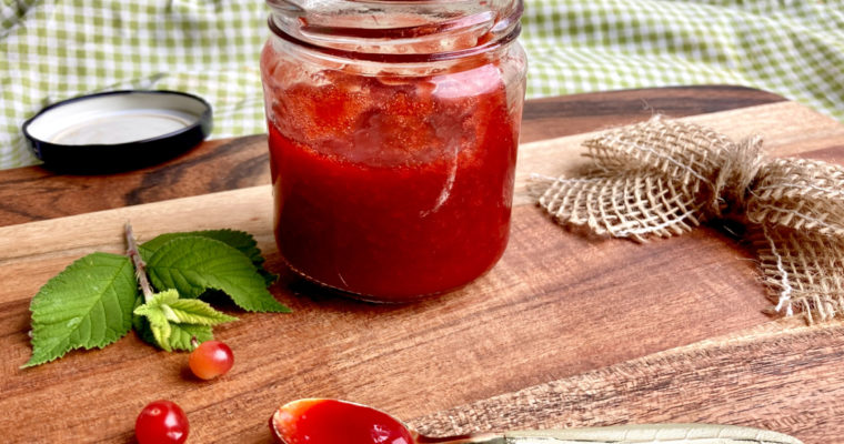 Prunus tomentosa (Filzkirsche) Rezepte und Pflanzenportrait