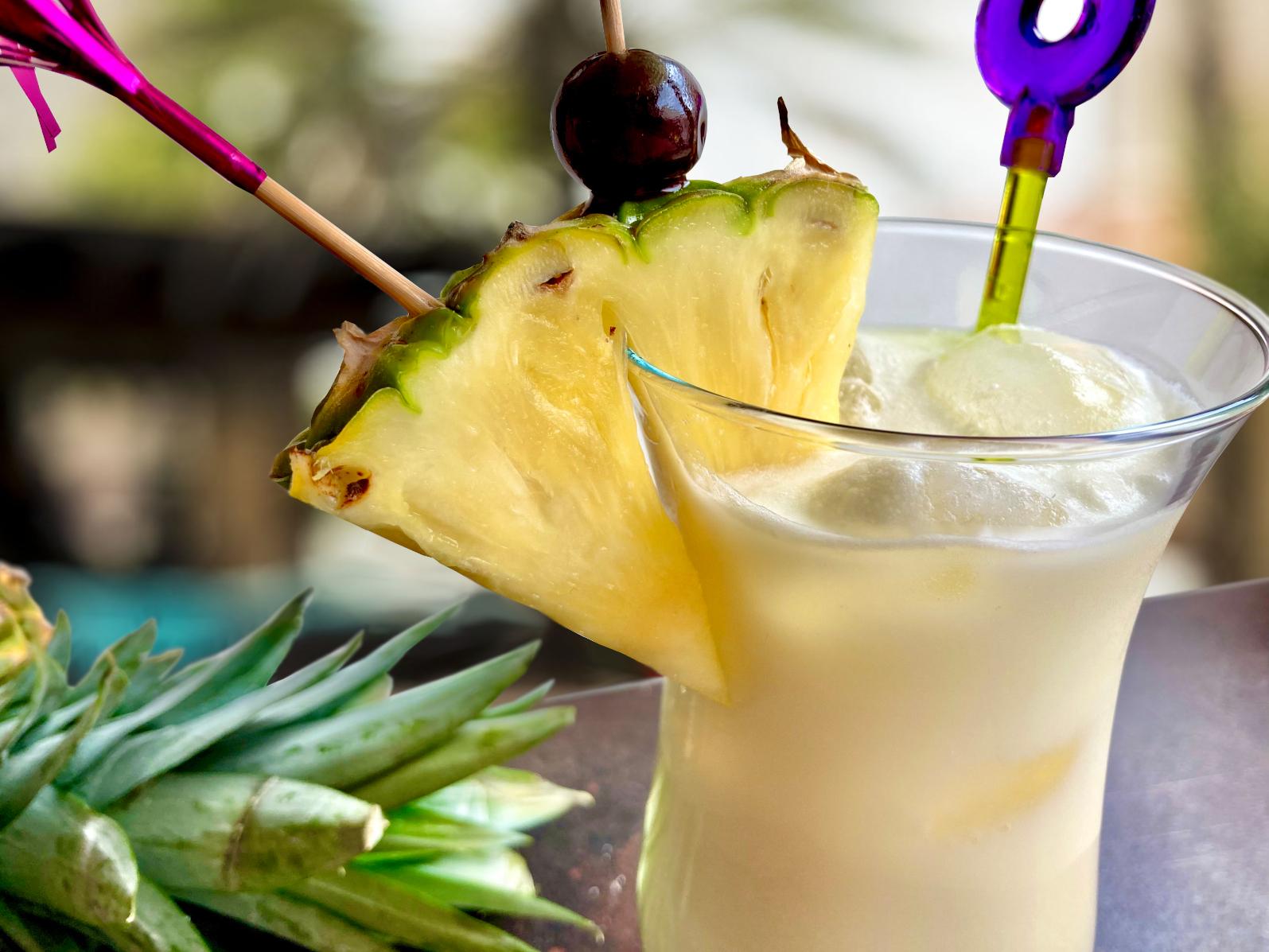 Pina Colada Rezept